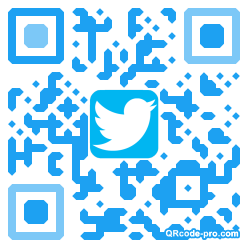 QR code with logo 1Ymx0
