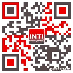 QR code with logo 1YnN0