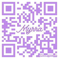 QR Code Design 1YoZ0