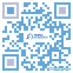 QR code with logo 1Ypf0