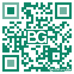 QR code with logo 1Ypv0