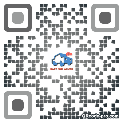 QR code with logo 1Yre0
