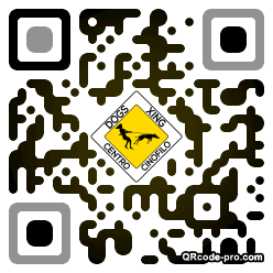 QR code with logo 1YsL0