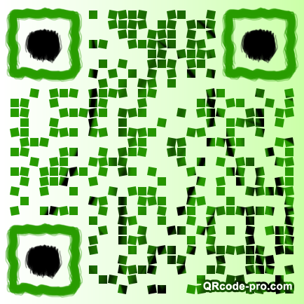 QR code with logo 1Yt80