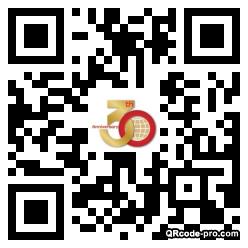 QR code with logo 1Yu20