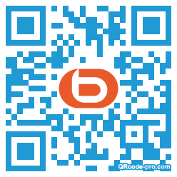 QR code with logo 1Yuh0