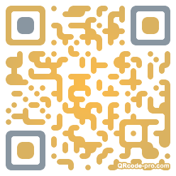 QR code with logo 1Yv70