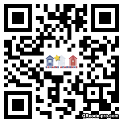 QR code with logo 1Ywh0