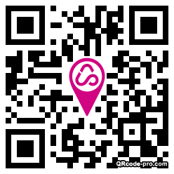 QR code with logo 1Yx00