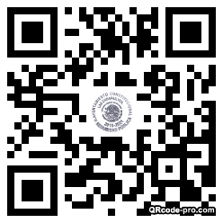 QR code with logo 1Yx30
