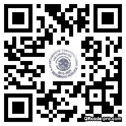 QR code with logo 1Yxc0