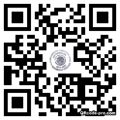 QR code with logo 1Yxf0