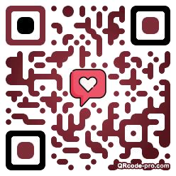 QR code with logo 1Yxo0