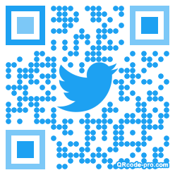 QR code with logo 1Z0r0