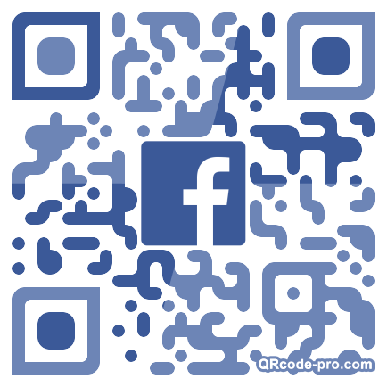 QR code with logo 1Z120