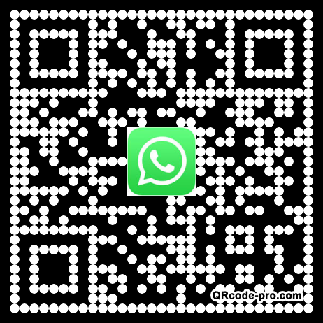 QR code with logo 1Z340