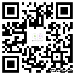 QR Code Design 1Z3w0