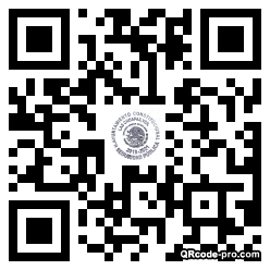 QR code with logo 1Z6t0