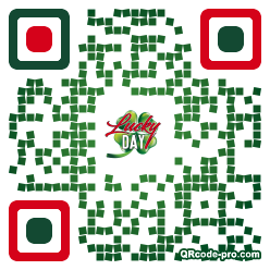 QR code with logo 1ZCt0