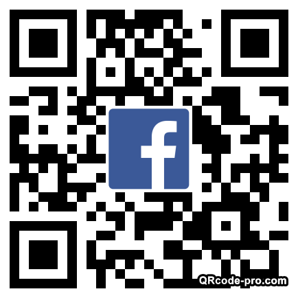 QR code with logo 1ZFY0