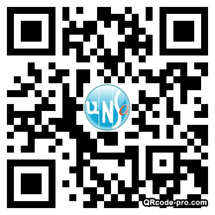 QR code with logo 1ZJ60