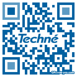 QR code with logo 1ZMB0
