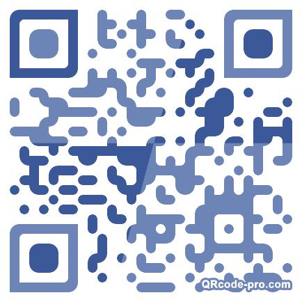 QR code with logo 1ZT80