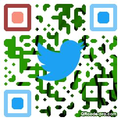 QR Code Design 1ZaN0