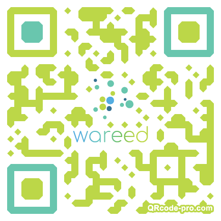 QR code with logo 1ZbW0