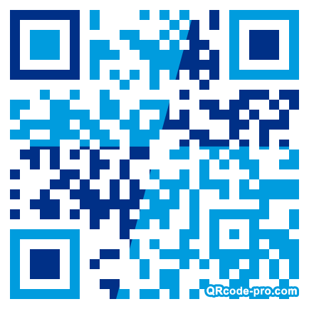 QR code with logo 1ZeD0