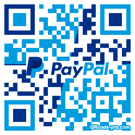 QR code with logo 1Zgd0