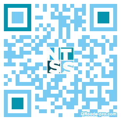 QR code with logo 1Zge0