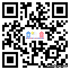 QR code with logo 1Zml0