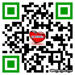 QR code with logo 1ZqJ0