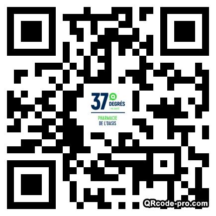 QR code with logo 1Ztr0