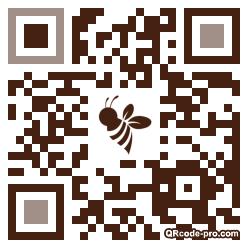 QR code with logo 1Zux0