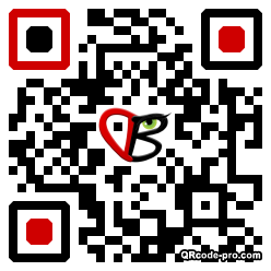 QR code with logo 1Zvw0