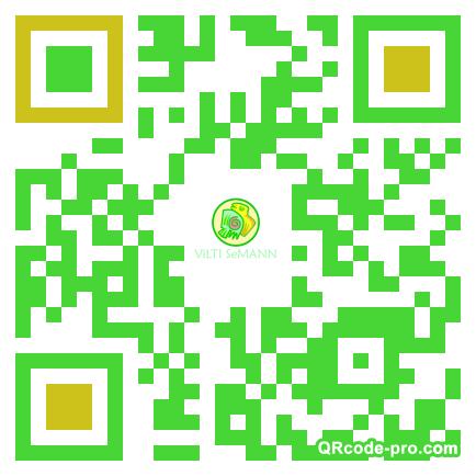 QR code with logo 1Zwr0