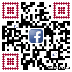 QR code with logo 1a230