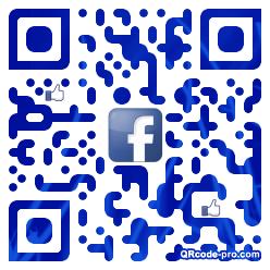 QR code with logo 1a2O0