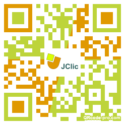 QR code with logo 1a2t0