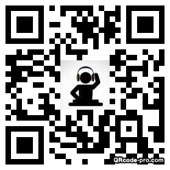 QR code with logo 1a2z0