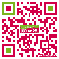 QR code with logo 1a330