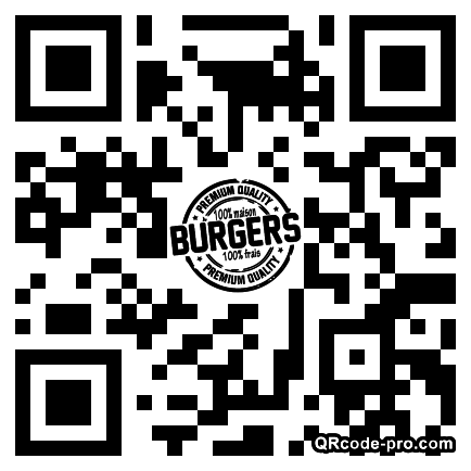 QR code with logo 1a8H0