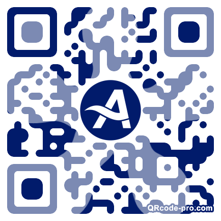 QR code with logo 1a9P0