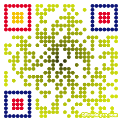 QR code with logo 1a9x0