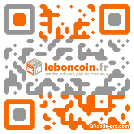 QR code with logo 1aFZ0