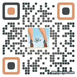 QR Code Design 1aJ80