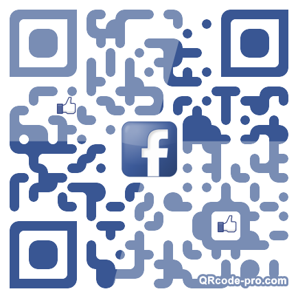 QR code with logo 1aJr0