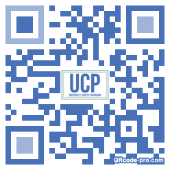 QR code with logo 1aPN0